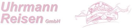 Logo von Uhrmann Reisen GmbH